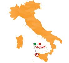 イタリアマップ