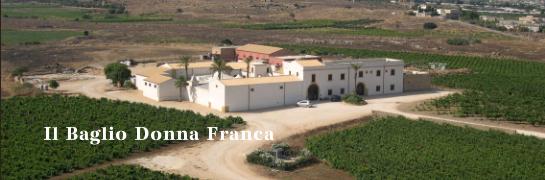 Agriturismo Donna Franca アグリツーリズモ ドンナ フランカ