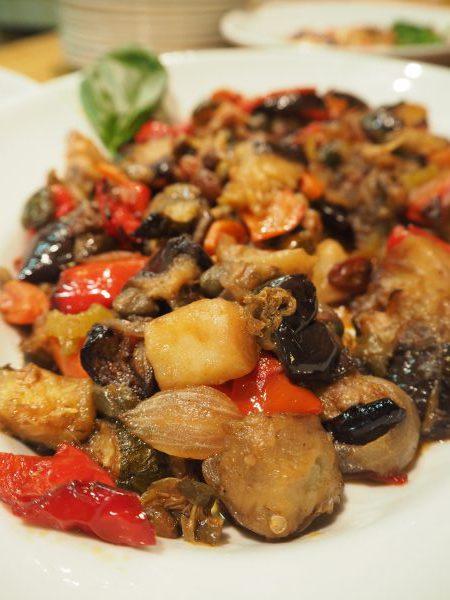 シチリア家庭料理